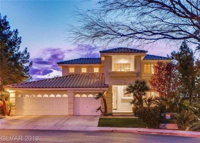1295 Echo Creek, Henderson, NV 89052 (MLS #2079870) :: Signature Real Estate Group