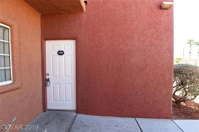 4730 Craig #1204, Las Vegas, NV 89115 (MLS #2079913) :: Vestuto Realty Group