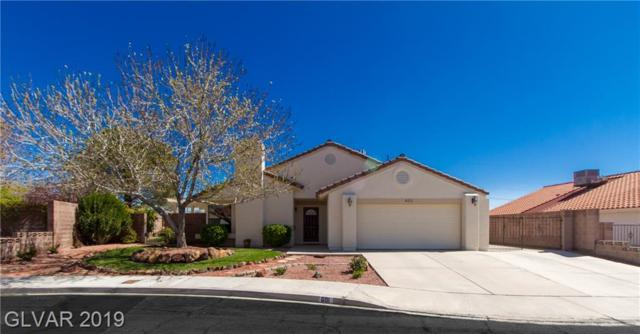 601 Otono, Boulder City, NV 89005 (MLS #2079973) :: Signature Real Estate Group