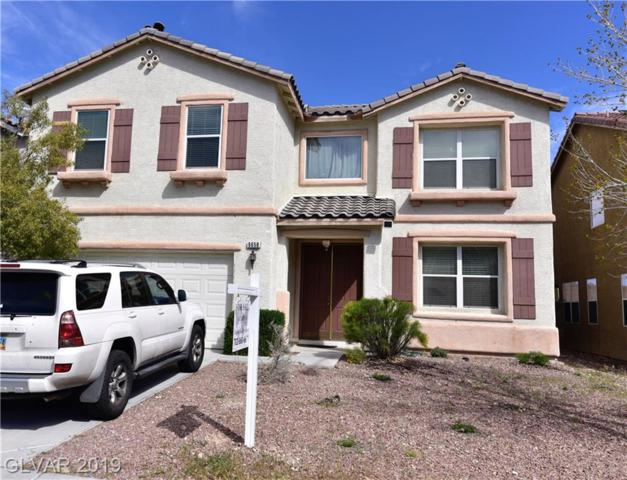 9658 Hawk Cliff, Las Vegas, NV 89148 (MLS #2080022) :: Vestuto Realty Group