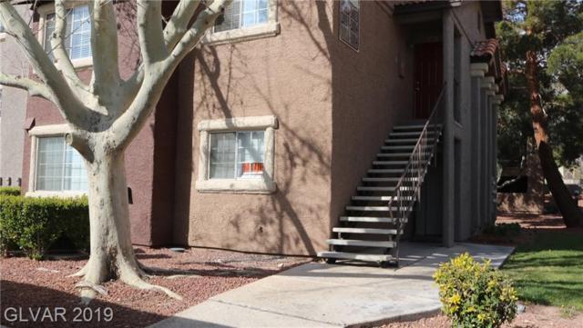 2750 Durango #1014, Las Vegas, NV 89117 (MLS #2080035) :: Vestuto Realty Group