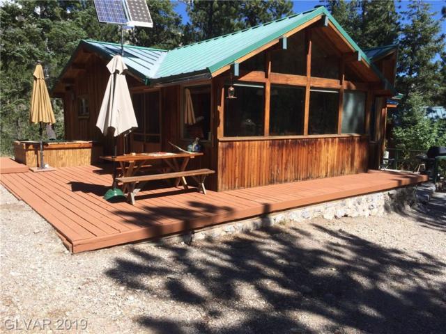 2405 Av 2405 Avalanche Trail, Mount Charleston, NV 89124 (MLS #2080235) :: Signature Real Estate Group