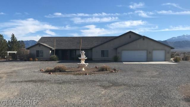 2931 S Dandelion, Pahrump, NV 89048 (MLS #2080296) :: Trish Nash Team