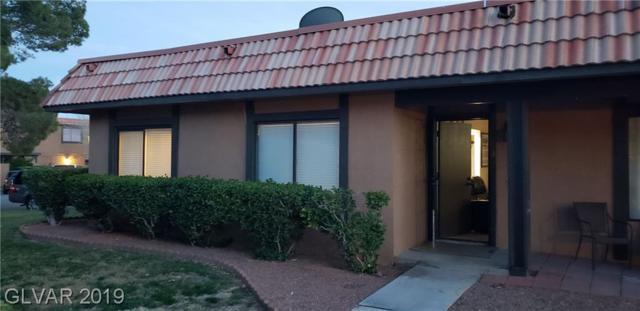 300 Brookside A, Las Vegas, NV 89107 (MLS #2080346) :: Vestuto Realty Group