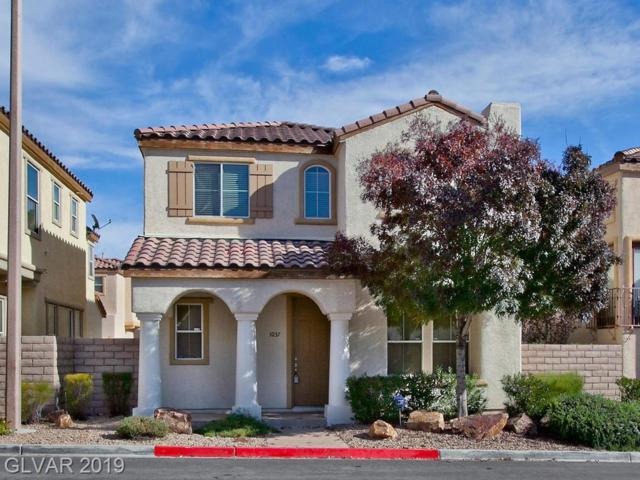 1037 Big Oak Flat, Las Vegas, NV 89138 (MLS #2080355) :: Signature Real Estate Group