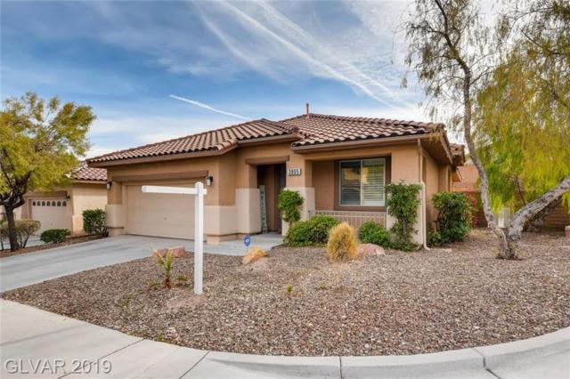 3805 Sterling Crest, Las Vegas, NV 89135 (MLS #2080420) :: Signature Real Estate Group