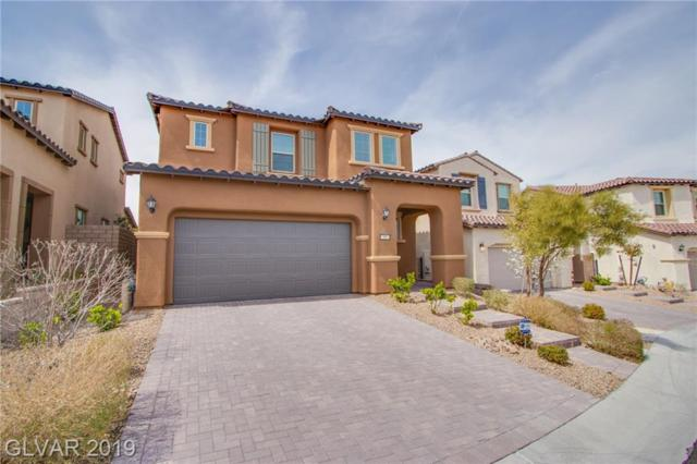 19 Berneri, Las Vegas, NV 89138 (MLS #2080447) :: Five Doors Las Vegas