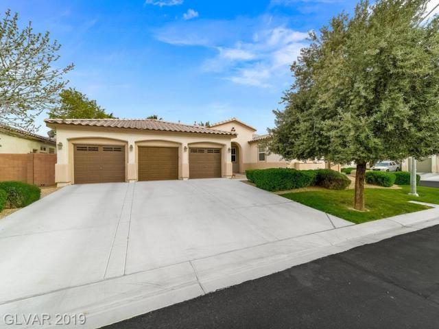 6538 Green Sparrow, North Las Vegas, NV 89084 (MLS #2080481) :: Signature Real Estate Group