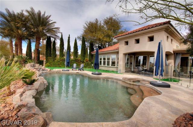 9 Via Paradiso, Henderson, NV 89011 (MLS #2080512) :: Signature Real Estate Group