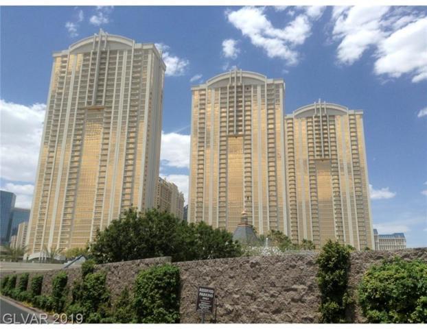 125 Harmon #719, Las Vegas, NV 89109 (MLS #2080522) :: Trish Nash Team