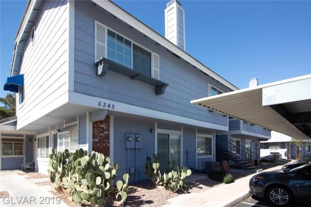 5345 Silvermist #202, Las Vegas, NV 89122 (MLS #2080543) :: Vestuto Realty Group