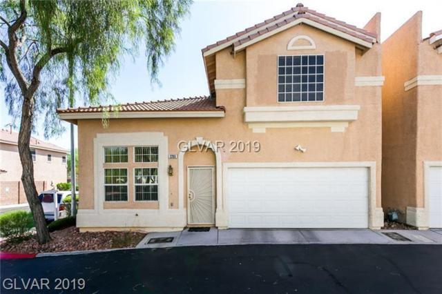 2283 Crooked Creek, Las Vegas, NV 89123 (MLS #2080561) :: Vestuto Realty Group