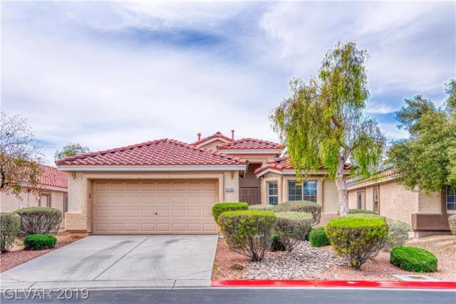 6729 Yellowwood Cove, North Las Vegas, NV 89084 (MLS #2080691) :: Signature Real Estate Group