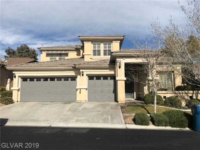 3578 Auckland Castle, Las Vegas, NV 89135 (MLS #2080693) :: ERA Brokers Consolidated / Sherman Group