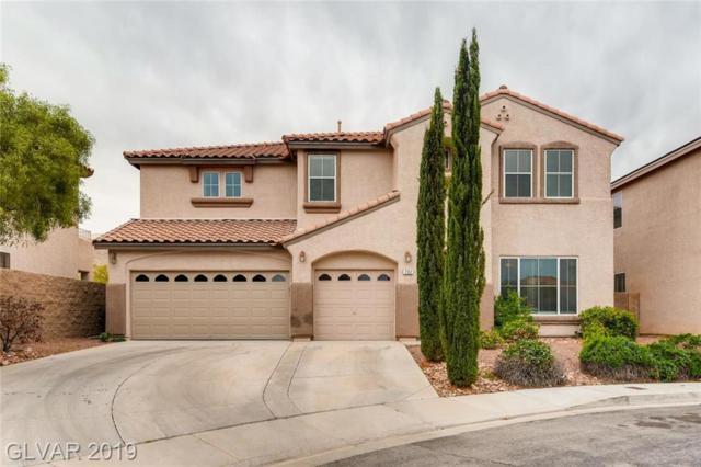 732 Blue Crystal Creek, Henderson, NV 89002 (MLS #2080703) :: Five Doors Las Vegas