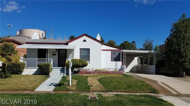 1316 Colorado, Boulder City, NV 89005 (MLS #2080721) :: Signature Real Estate Group