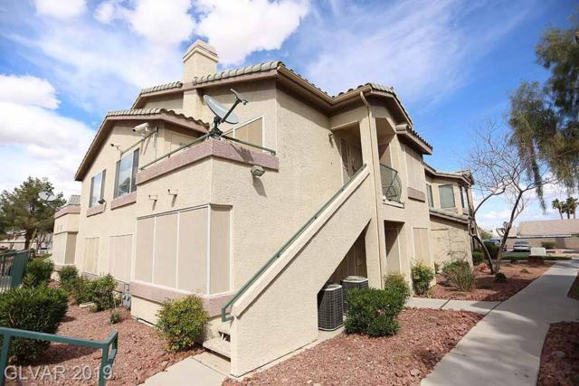 5710 Tropicana #2079, Las Vegas, NV 89122 (MLS #2080793) :: The Snyder Group at Keller Williams Marketplace One