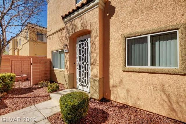 6325 Blowing Sky #2, North Las Vegas, NV 89081 (MLS #2080837) :: Vestuto Realty Group