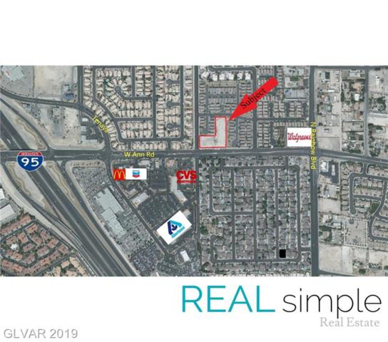 Ann Road, Las Vegas, NV 89130 (MLS #2080852) :: The Snyder Group at Keller Williams Marketplace One