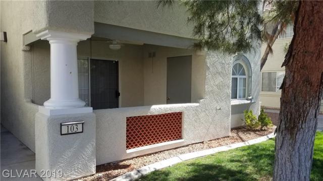 3408 Winterhaven #103, Las Vegas, NV 89108 (MLS #2080869) :: Vestuto Realty Group