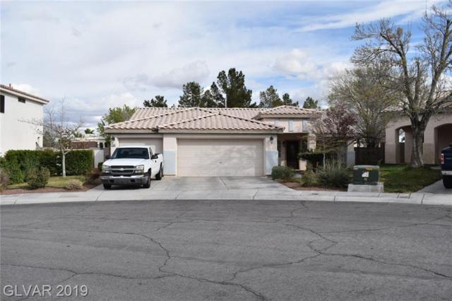7300 Bosky Springs, Las Vegas, NV 89131 (MLS #2080949) :: The Snyder Group at Keller Williams Marketplace One