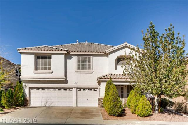 273 Violet Note, Henderson, NV 89074 (MLS #2080974) :: Signature Real Estate Group