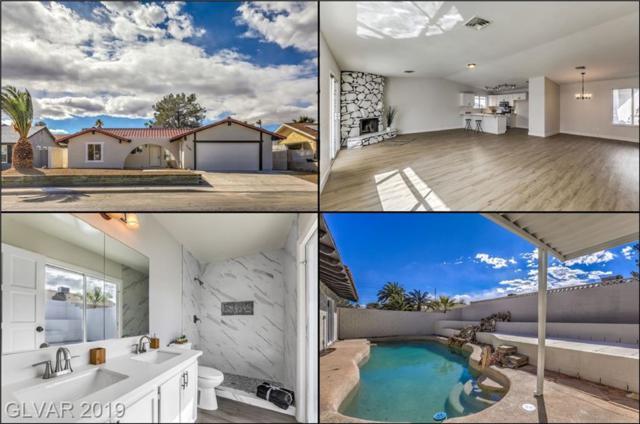 3108 La Mesa, Henderson, NV 89014 (MLS #2081007) :: Signature Real Estate Group