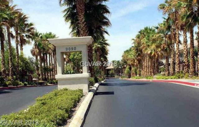 9050 W Warm Springs #2153, Las Vegas, NV 89148 (MLS #2081043) :: Trish Nash Team