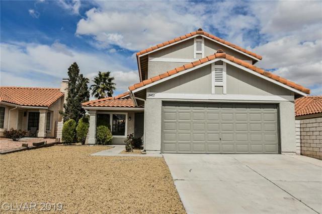 2402 Muirfield, Henderson, NV 89074 (MLS #2081091) :: Signature Real Estate Group