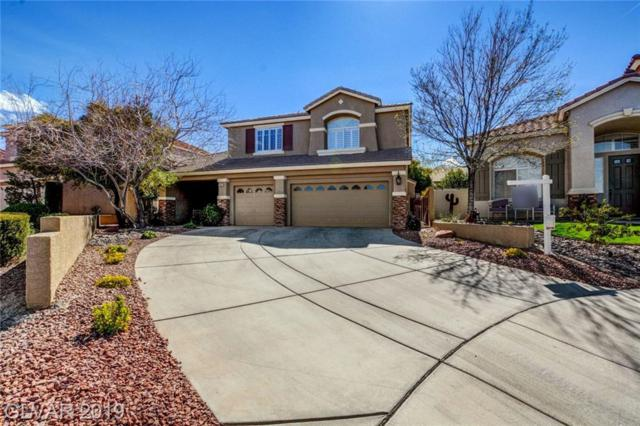 285 Sunstar, Henderson, NV 89012 (MLS #2081105) :: Signature Real Estate Group