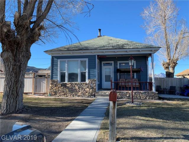 1225 Avenue H, Ely, NV 89301 (MLS #2081122) :: The Snyder Group at Keller Williams Marketplace One
