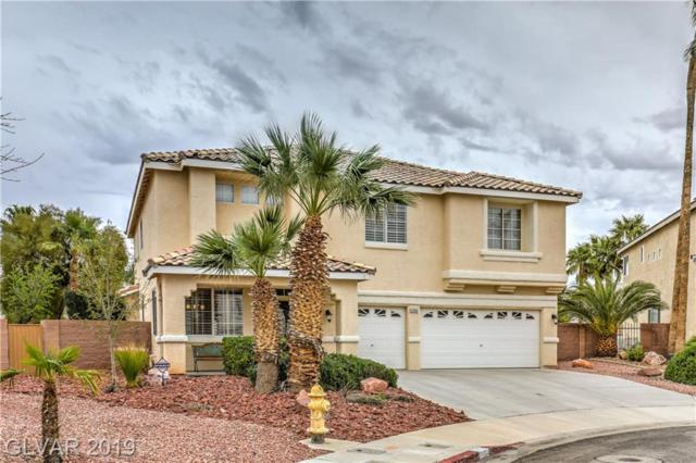 2864 Denmark, Henderson, NV 89074 (MLS #2081167) :: The Snyder Group at Keller Williams Marketplace One