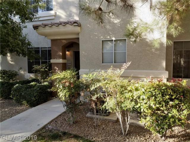 9050 W Warm Springs #1106, Las Vegas, NV 89148 (MLS #2081250) :: Trish Nash Team