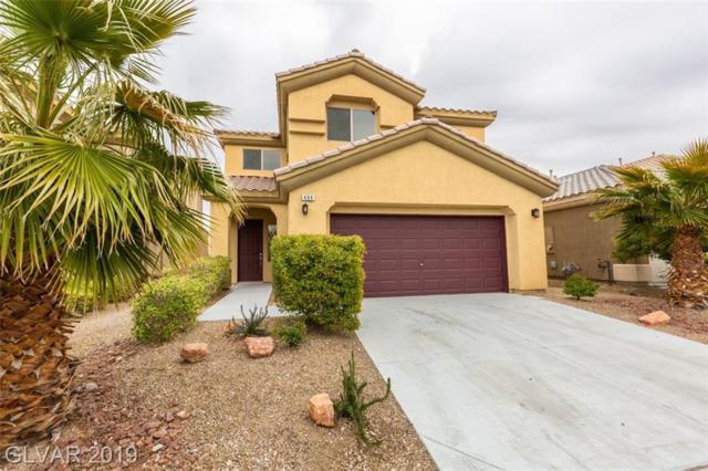 488 Center Green, Las Vegas, NV 89148 (MLS #2081289) :: Vestuto Realty Group