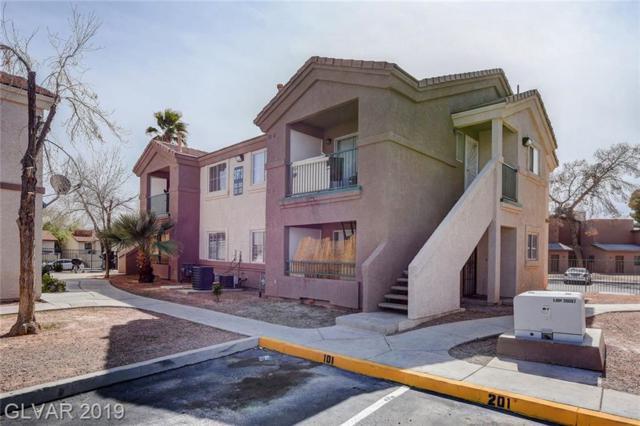 3973 Rebecca Raiter #102, Las Vegas, NV 89110 (MLS #2081297) :: Vestuto Realty Group