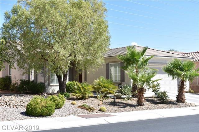 4356 Regalo Bello, Las Vegas, NV 89135 (MLS #2081362) :: The Snyder Group at Keller Williams Marketplace One