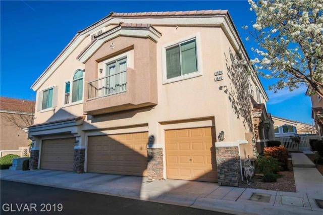 1578 Wild Willey, Henderson, NV 89002 (MLS #2081366) :: ERA Brokers Consolidated / Sherman Group