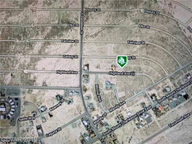 1940 E Highland, Pahrump, NV 89048 (MLS #2081411) :: Vestuto Realty Group