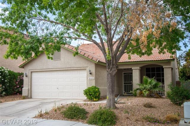 8420 Legacy Valley, Las Vegas, NV 89129 (MLS #2081476) :: Five Doors Las Vegas