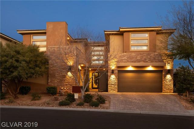 76 Grey Feather Drive, Las Vegas, NV 89135 (MLS #2081534) :: The Snyder Group at Keller Williams Marketplace One