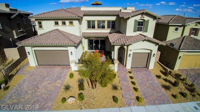 366 Calabria Ridge, Las Vegas, NV 89138 (MLS #2081559) :: Five Doors Las Vegas