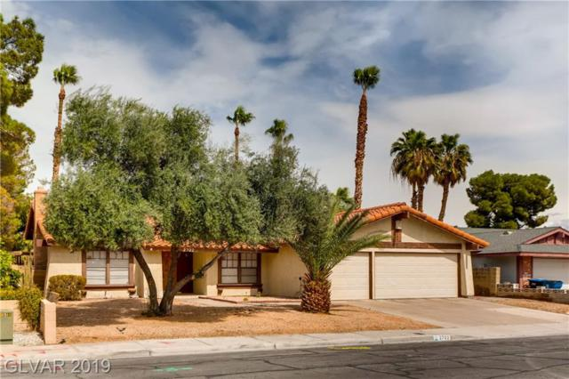 2702 Osborne, Henderson, NV 89014 (MLS #2081626) :: ERA Brokers Consolidated / Sherman Group