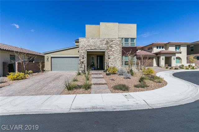 2964 Bexley Ridge, Henderson, NV 89044 (MLS #2081634) :: Vestuto Realty Group