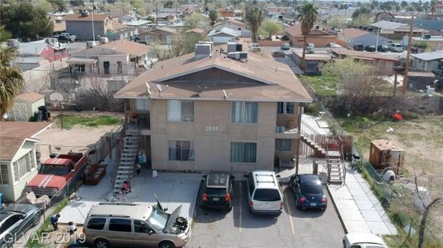2036 Crawford, North Las Vegas, NV 89030 (MLS #2081723) :: Vestuto Realty Group