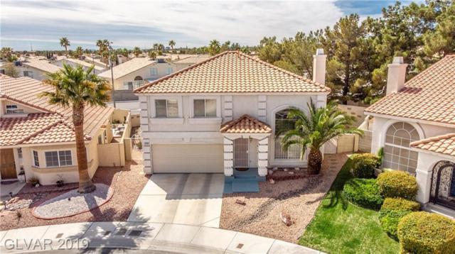8769 Raindrop Canyon, Las Vegas, NV 89129 (MLS #2081820) :: Five Doors Las Vegas
