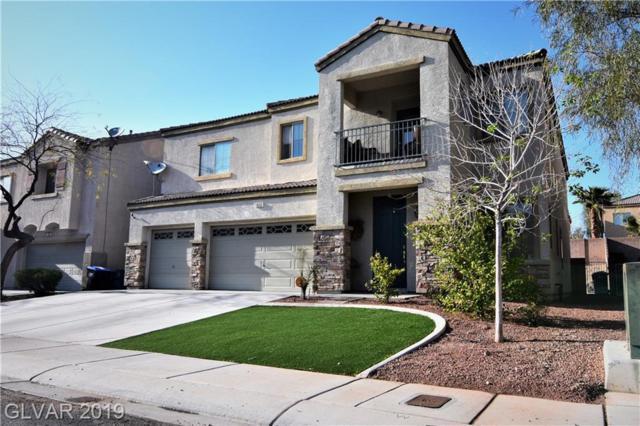 1512 Peyton Stewart, North Las Vegas, NV 89086 (MLS #2081925) :: Capstone Real Estate Network