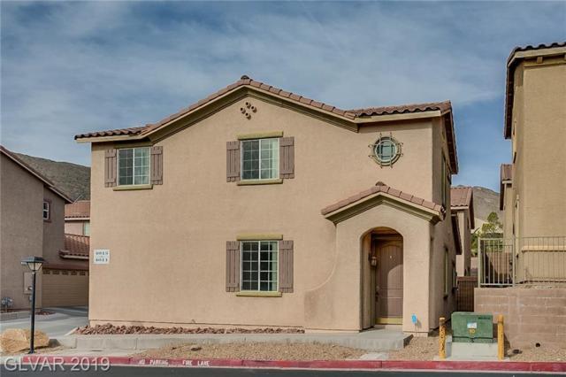 4015 Sparrow Rock, Las Vegas, NV 89129 (MLS #2082206) :: Vestuto Realty Group
