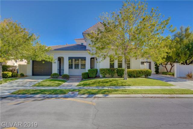 1204 Saintsbury, Las Vegas, NV 89144 (MLS #2082274) :: The Snyder Group at Keller Williams Marketplace One