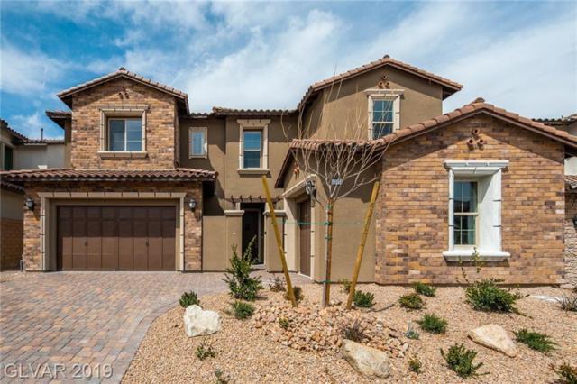 12018 Vento Forte, Las Vegas, NV 89138 (MLS #2082283) :: Five Doors Las Vegas