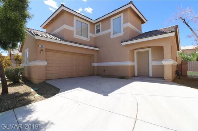 105 Morning, Henderson, NV 89012 (MLS #2082581) :: The Snyder Group at Keller Williams Marketplace One